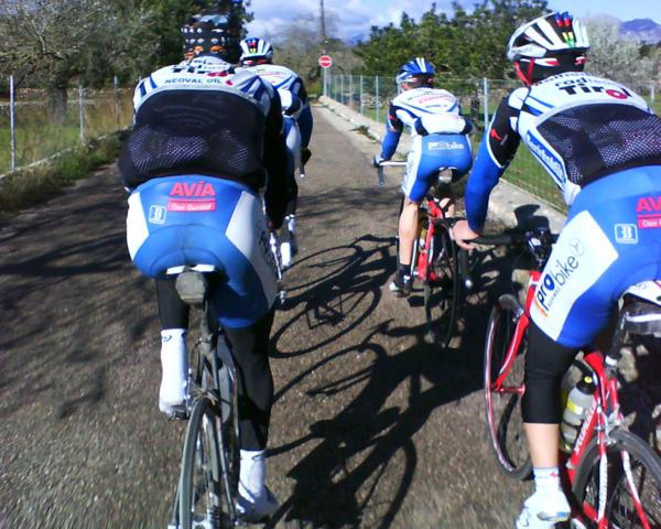 group cycling coahcing