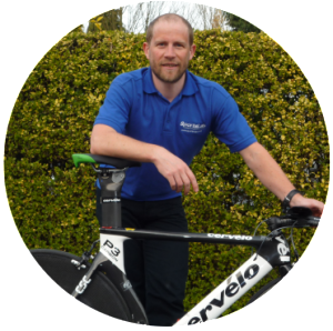 Ada, Hardy Sports Cycling Coach